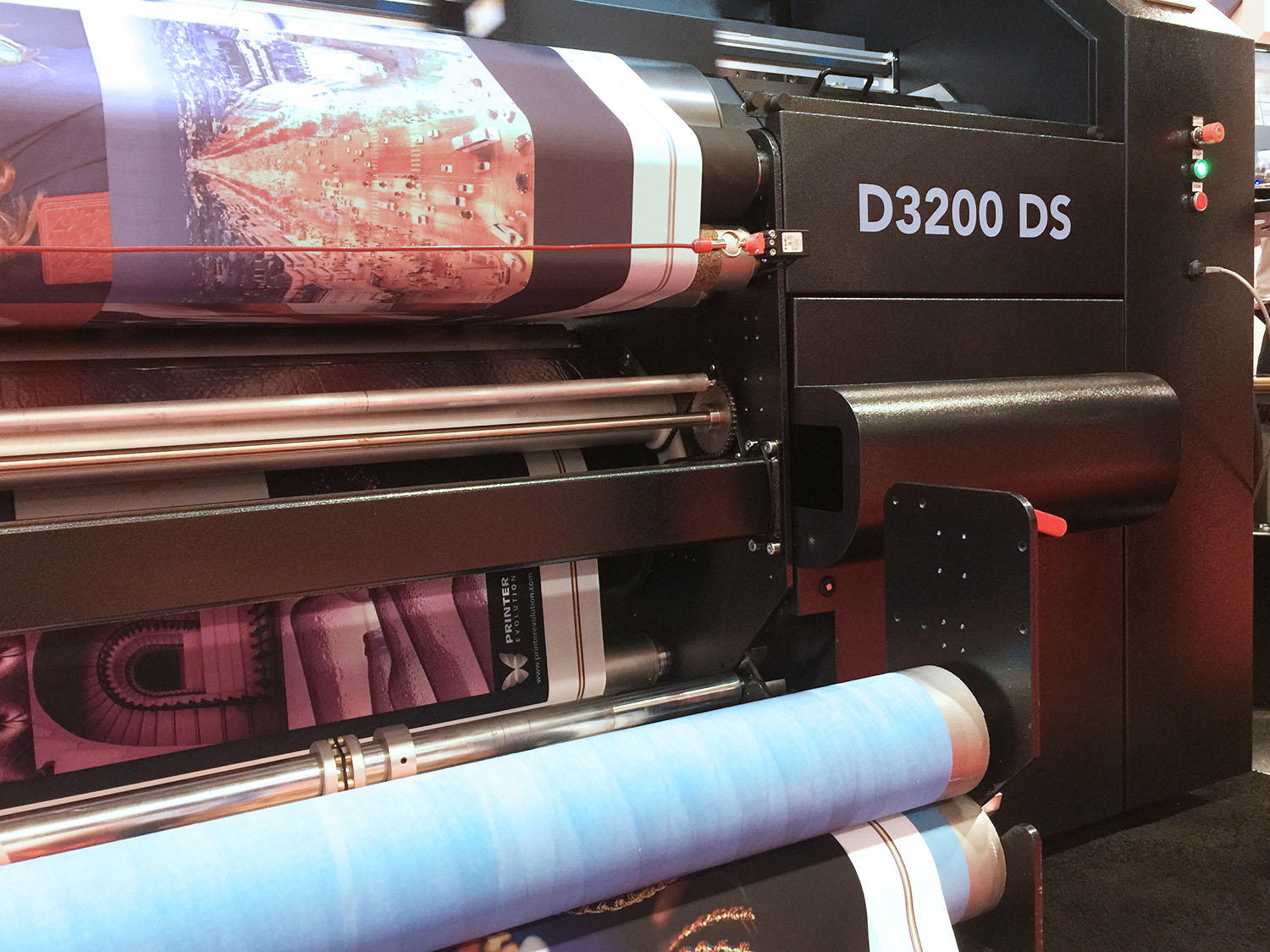 d3200 all in one dye sub printer