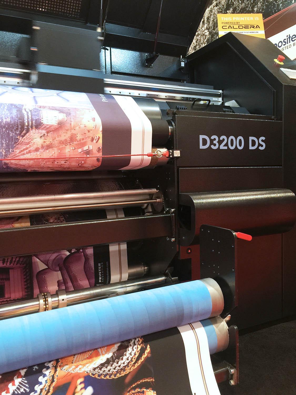 printer evolution d3200 at sgia