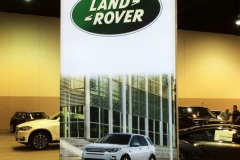fabric-display-land-rover-auto-show