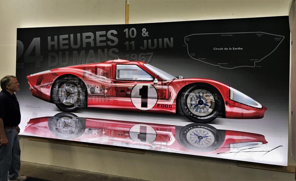 large-format-backlit-print-ford-gt-40