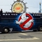 Ghostbusters 3D Bus Graphics