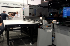 Durst P5 Media Feed Table
