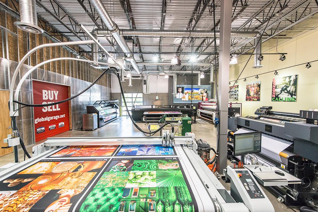 Global Imaging's Workflow Studio demo center
