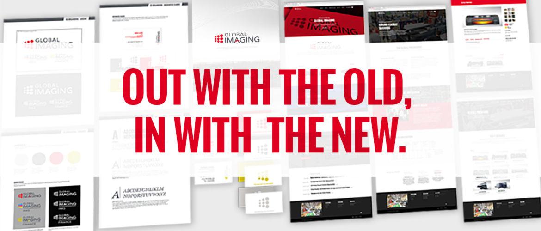 new global imaging branding