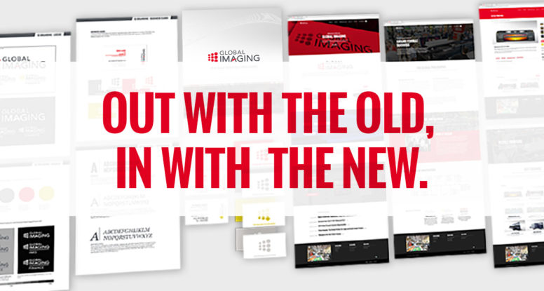 new global imaging branding
