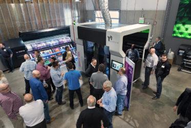 VIP Event with Massivit 3d Printer
