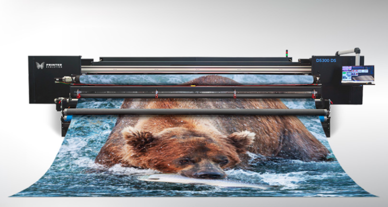 PrinterEvolution D5300