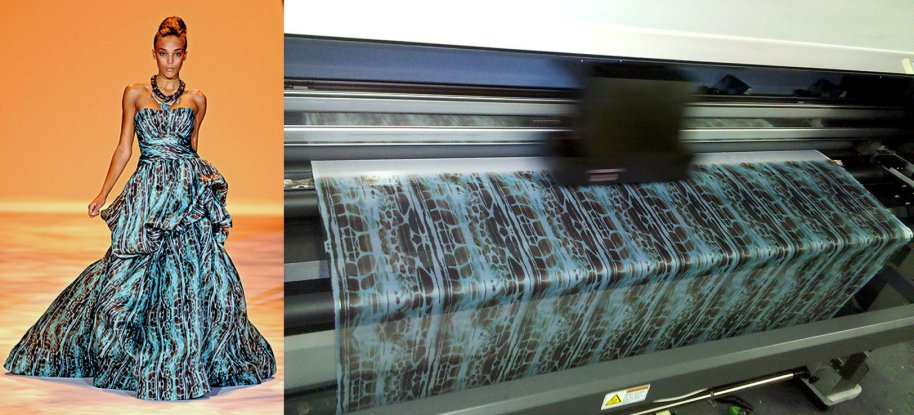 Trends in Digital Textile Printing | Global Imaging