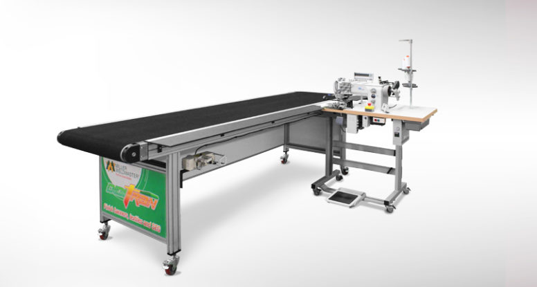 miller weldmaster digitran automated sewing system