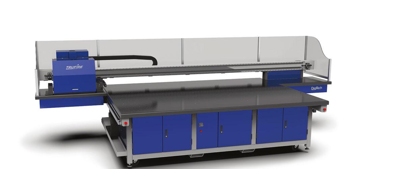 DigiTech TruFire UV Flatbed Printer