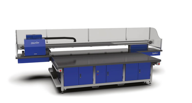 DigiTech TruFire UV Flatbed Printer