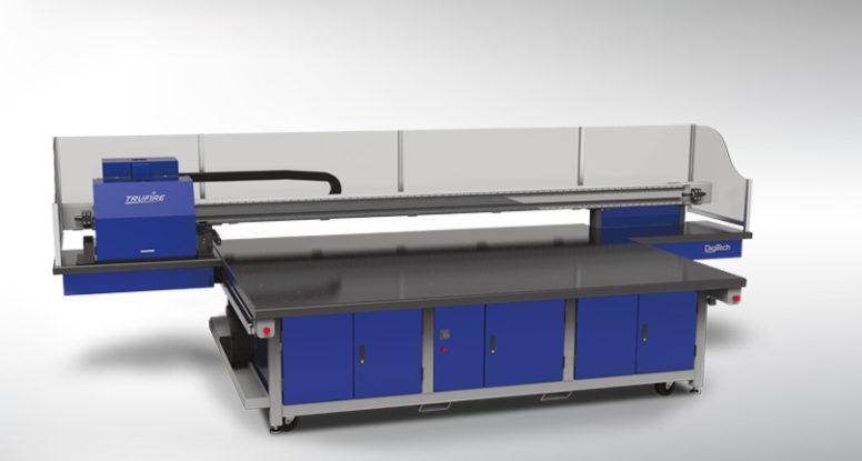 DigiTech TruFire Flatbed Printer