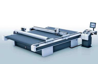 Zund D3 Flatbed Cutter